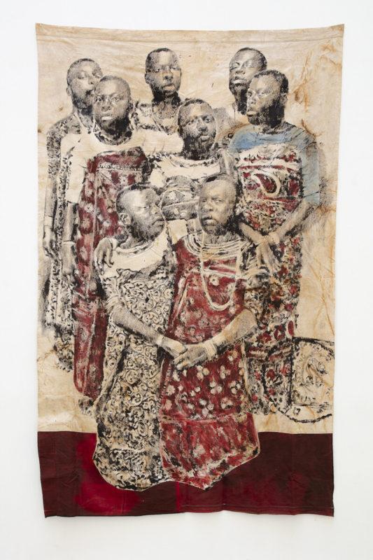 Roméo Mivekannin - Galerie Eric Dupont