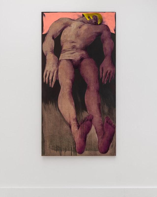 Alex Foxton - Galerie Derouillon