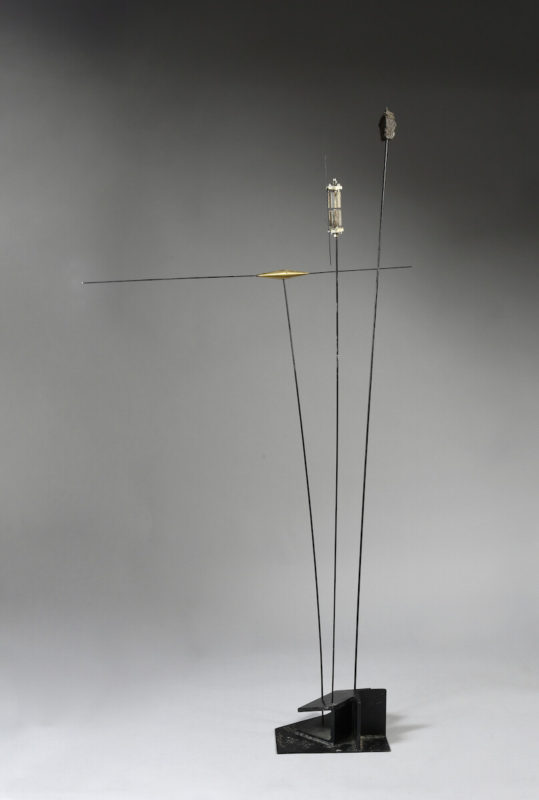 Vassilakis Takis - Galerie Jean-Marc Lelouch